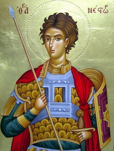 αγιος νεστωρ